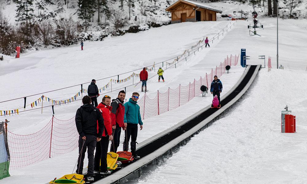 Sci e Winter Park