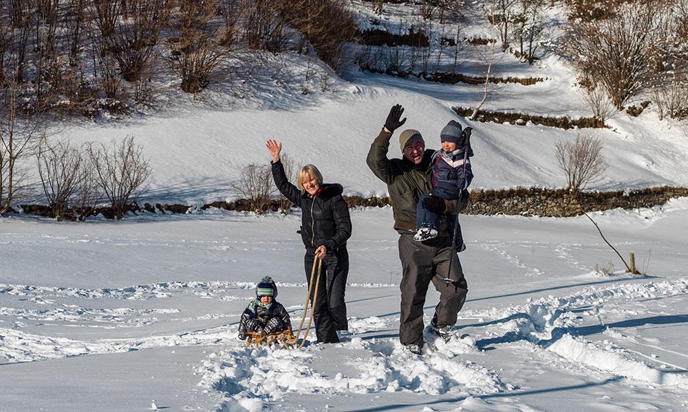 Ski und Winter Park